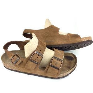 Birkenstock Brown Sandals 39/L8